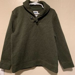 Boys old navy sweater size 5